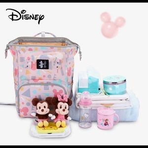 Mickey travel mommy maternity diaper backpack bag